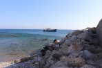 Pláž Plimiri - ostrov Rhodos foto 18