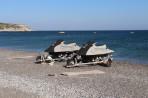 Pláž Plimiri - ostrov Rhodos foto 21