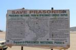Pláž Prasonisi - ostrov Rhodos foto 15