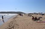 Pláž Prasonisi - ostrov Rhodos foto 46