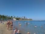 Pláž Reni Koskinou - ostrov Rhodos foto 2