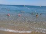 Pláž Reni Koskinou - ostrov Rhodos foto 3