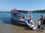 Pláž Reni Koskinou - ostrov Rhodos foto 4