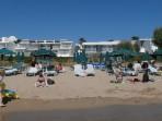 Pláž Reni Koskinou - ostrov Rhodos foto 6