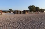 Pláž Theologos - ostrov Rhodos foto 12