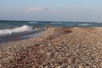 Pláž Theologos - ostrov Rhodos foto 16