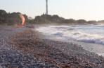 Pláž Theologos - ostrov Rhodos foto 17