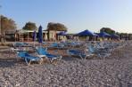 Pláž Theologos - ostrov Rhodos foto 23