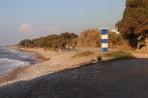 Pláž Theologos - ostrov Rhodos foto 24