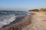 Pláž Theologos - ostrov Rhodos foto 25