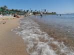 Pláž Reni Koskinou - ostrov Rhodos foto 9