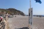 Pláž Traganou - ostrov Rhodos foto 7