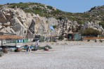 Pláž Traganou - ostrov Rhodos foto 8