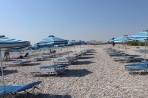 Pláž Traganou - ostrov Rhodos foto 10