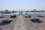 Pláž Traganou - ostrov Rhodos foto 11