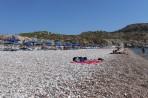Pláž Traganou - ostrov Rhodos foto 14