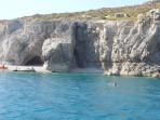 Pláž Traganou - ostrov Rhodos foto 21
