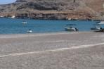 Pláž Vlicha - ostrov Rhodos foto 3