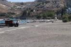 Pláž Vlicha - ostrov Rhodos foto 4