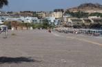 Pláž Vlicha - ostrov Rhodos foto 6