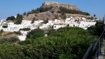 Akropole Lindos - ostrov Rhodos foto 2