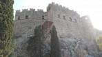 Akropole Lindos - ostrov Rhodos foto 4