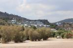 Pláž Vlicha - ostrov Rhodos foto 19