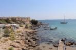 Pláž Zephyros - ostrov Rhodos foto 2