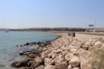 Pláž Zephyros - ostrov Rhodos foto 3