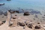 Pláž Zephyros - ostrov Rhodos foto 4