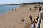 Pláž Zephyros - ostrov Rhodos foto 6