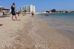 Pláž Zephyros - ostrov Rhodos foto 15