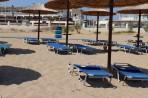 Pláž Zephyros - ostrov Rhodos foto 18