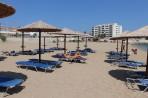 Pláž Zephyros - ostrov Rhodos foto 20