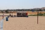 Pláž Zephyros - ostrov Rhodos foto 25