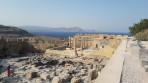 Akropole Lindos - ostrov Rhodos foto 10