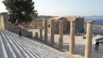 Akropole Lindos - ostrov Rhodos foto 13