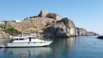 Pláž Agios Pavlos (Lindos - Saint Paul Bay) - ostrov Rhodos foto 15