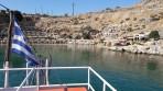 Pláž Agios Pavlos (Lindos - Saint Paul Bay) - ostrov Rhodos foto 16