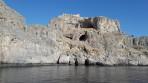 Pláž Agios Pavlos (Lindos - Saint Paul Bay) - ostrov Rhodos foto 19