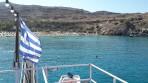 Pláž Megali Paralia (Lindos) - ostrov Rhodos foto 20