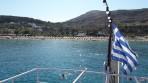 Pláž Megali Paralia (Lindos) - ostrov Rhodos foto 21