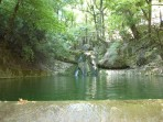 Údolí motýlů (Petaloudes) - ostrov Rhodos foto 16