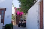 Bílé městečko Lindos - ostrov Rhodos foto 23