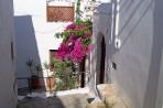 Bílé městečko Lindos - ostrov Rhodos foto 25
