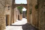 Město Rhodos - ostrov Rhodos foto 55