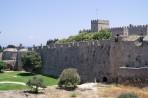 Město Rhodos - ostrov Rhodos foto 14