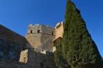 Akropole Lindos - ostrov Rhodos foto 27