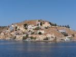 Ostrov Symi a jeho stejnojmenné přístavní město