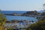 Pláž Tasos - ostrov Rhodos foto 2